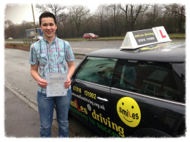 Driving Lessons Markfield